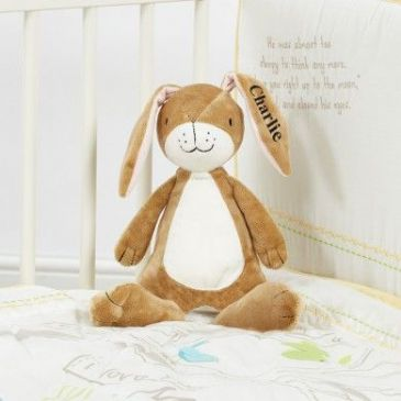 Guess How Much I Love You Large Plush Hare Sku: 4003938